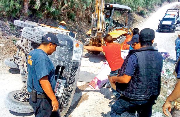 Hubo fuego, muerte y miedo, en Tula-Tepeji