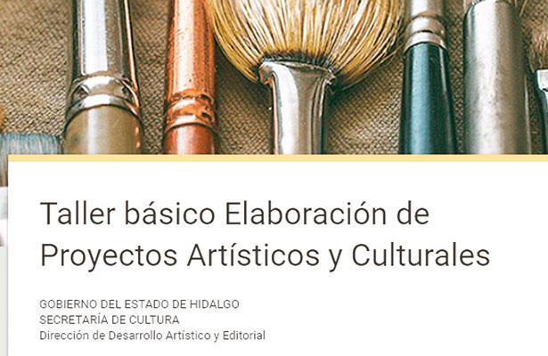 Impartirán taller para creadores