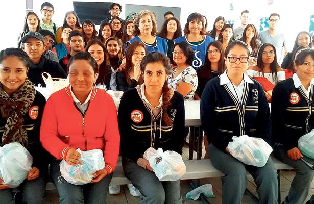 Club Soroptimista apoya a mujeres de escasos recursos económicos