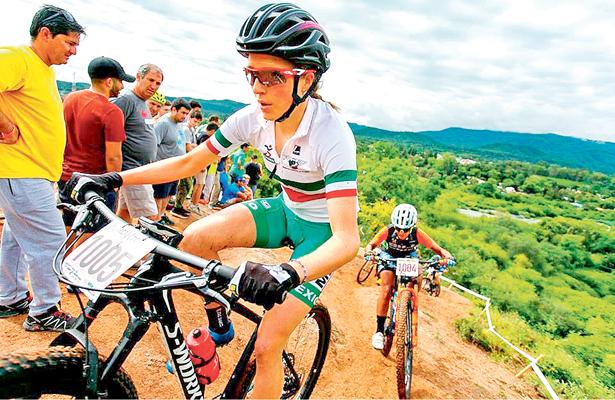 Hoy, campeonato panamericano de ciclismo de montaña