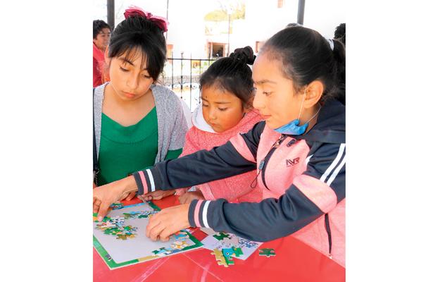 Preparan festejos del Día del Niño