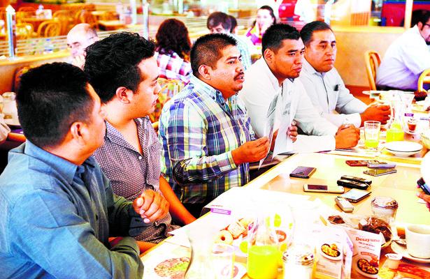 Tras reunión entre autoridades de Pachuca y taxistas,  llegan a acuerdo