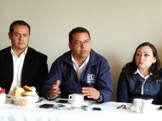 Académicos del COBAEH Amenazan  con parar Labores en Hidalgo