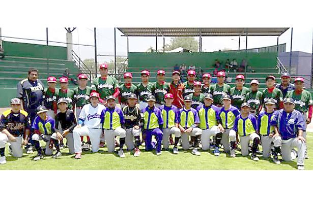 La Selección de beisbol cerró su preparación rumbo a la ON: / Foto: Especial.