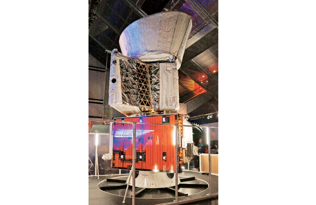 Misión a Mercurio será la más ambiciosa y costosa de Europa