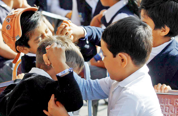 México, primer lugar en Bullying