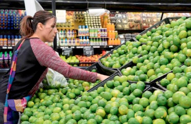 Mercados tienen confianza en inocuidad de alimentos mexicanos