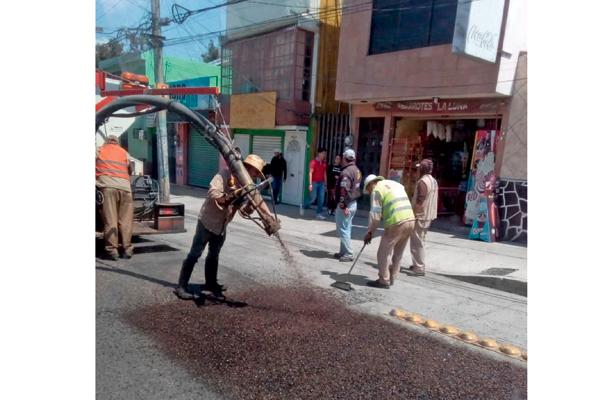 Sin afectaciones en Pachuca por suspensión de trabajos