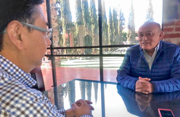 Jorge Márquez aprobó leyes en beneficio de la gente