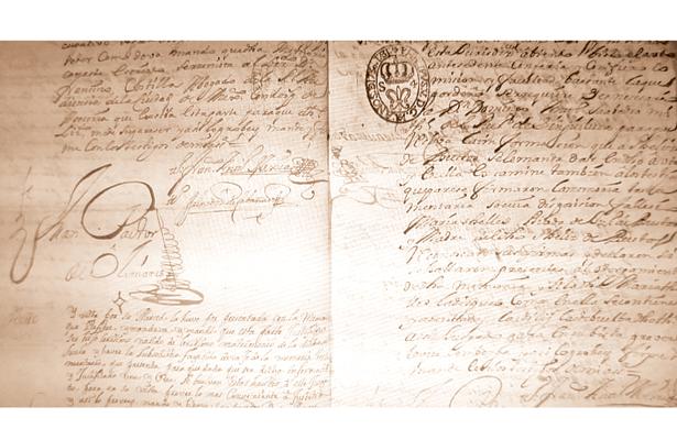 Los testamentos en el siglo XVIII en Tulancingo, avalados por la Corona