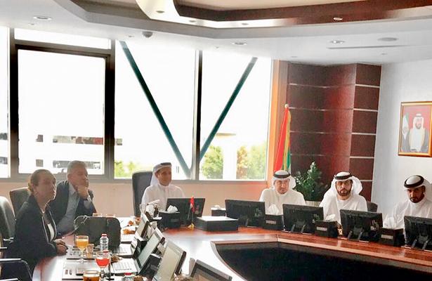 Infonavit inspira a Emiratos Árabes