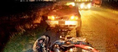 Dos lesionados graves en accidente