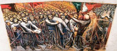 Obras de Orozco, Rivera y Siqueiros llegarán al Palacio Ducal en Génova