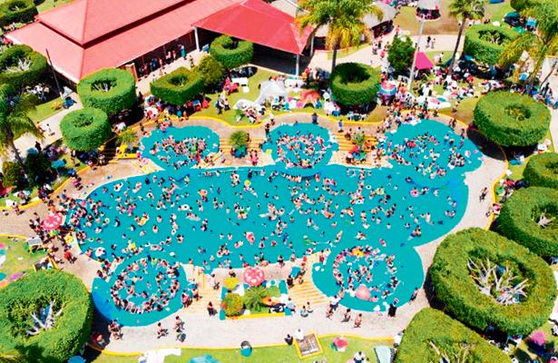 Durante esta temporada aumentan visitas a balnearios y parques acuáticos de Hidalgo