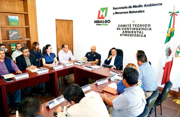 Sin clases 171 mil alumnos de Pachuca y Mineral de la Reforma por contaminación