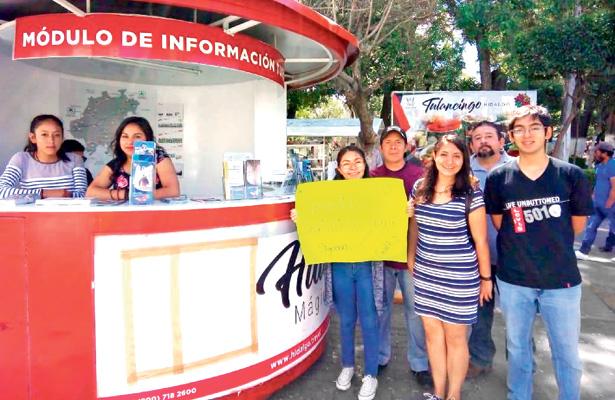 Recoreidos guiados en Tulancingo los fines de semana