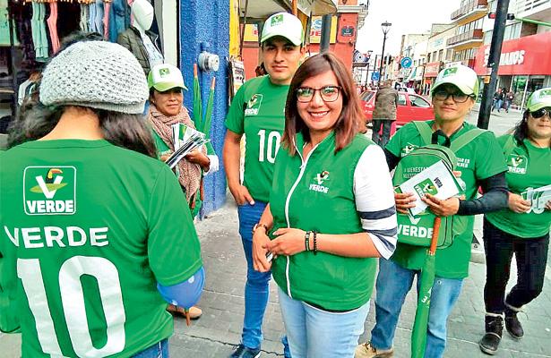 El Mundial no tiene por qué obstruir campañas: Acoltzin, del PVEM