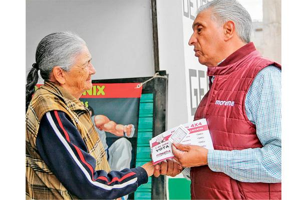 Llama Antonio Hernández a defender el voto con superestructura ciudadana