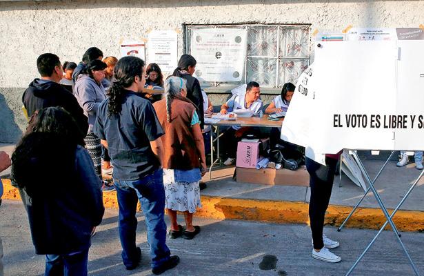 Multa a patrón que impida al trabajador ejercer su voto