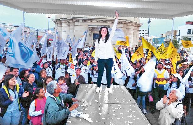 A siete días de la victoria: Darina Márquez Uribe