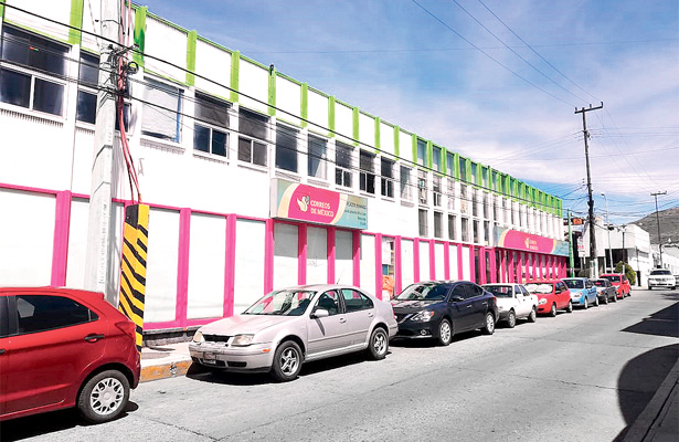 Servicio postal segunda institución más antigua de México