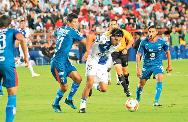 Pachuca inicia con  derrota 0-1 en casa