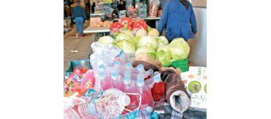 Beneficia Banco de Alimentos a más de cien mil personas