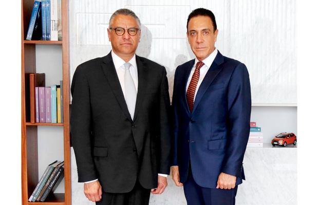 Se reúne Fayad con nuevo procurador