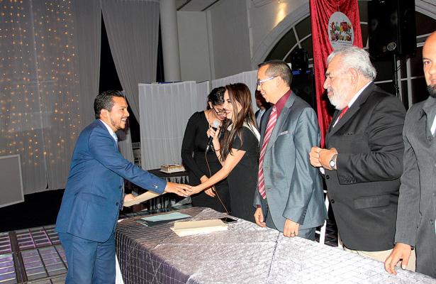 Celebraron juristas el Día del Abogado