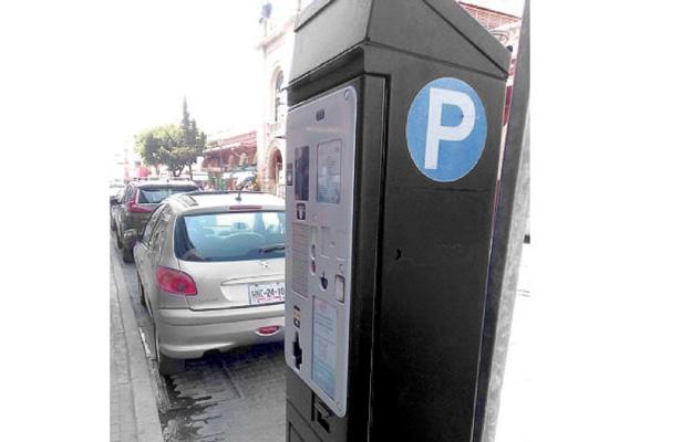Parquímetros seguirán en Pachuca, tras fallo del Tribunal de Justicia