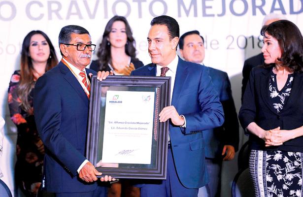 En Hidalgo estamos tranquilos con la transición histórica que se vive en el país: Omar Fayad
