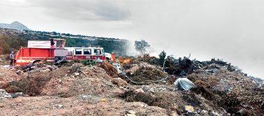 Incendio en inmediaciones de basurero moviliza a cuerpos de emergencia