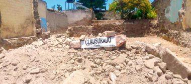 Expresidente municipal derribó  edificio patrimonio histórico