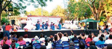 Realizaron el Segundo Festival Nacional Infantil de Folklore