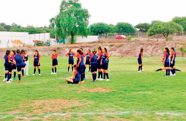 Municipio por primera vez tendrá liga de futbol femenil