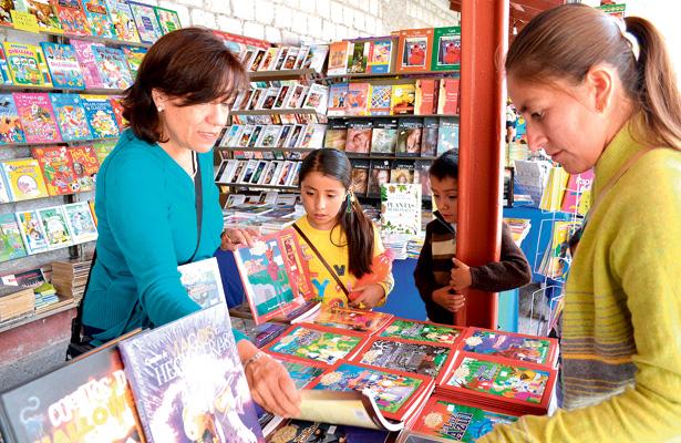 Feria del Libro Infantil y Juvenil cumple 18 años
