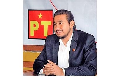 Dirigente del PT golpeó a ex esposa
