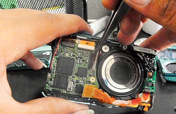 Celulares reemplazan a las cámaras fotográficas