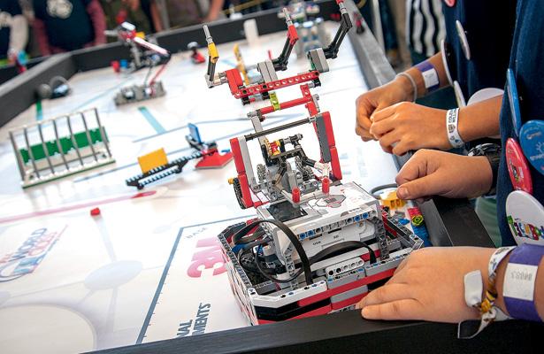 Darán 200 becas para torneo de robótica en Hidalgo