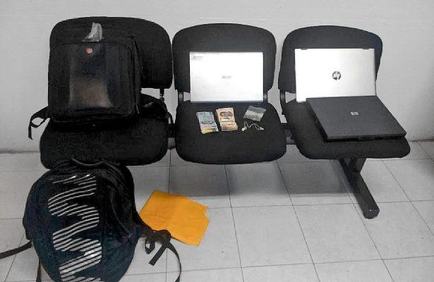 Detienen a colombianos tras perpetrar robo a casa