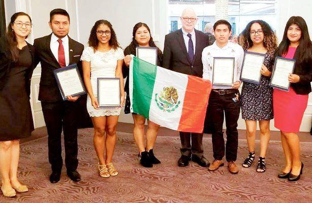 Estudiante de la UICEH asistió a seminario en Estados Unidos