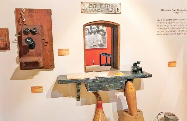 En el Museo del Ferrocarril fomentan lenguas indígenas