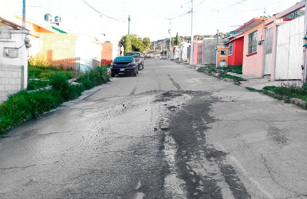 Dos semanas sin agua, aseguran vecinos del fraccionamiento Colosio