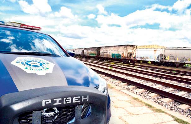 Policía Bancaria frustra robos a trenes