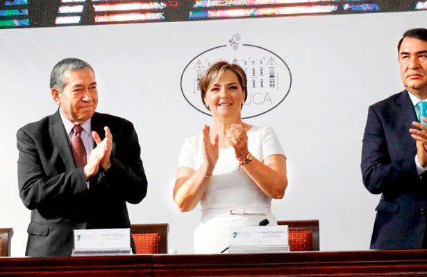 Vialidades de Pachuca serán prioridad en tercer año de gobierno: Tellería