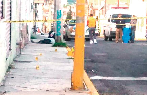 Molido a golpes en la colonia Morelos