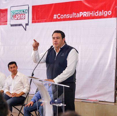 El priismo de Tula aporta para  definir rumbo: Pineda Godos