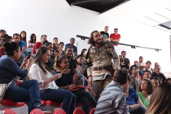 "Festival Shakespeare Pachuca 2018 presenta ""Quijote, vencedor de sí mismo"""