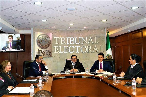 Tercer informe de actividades de la quinta época del Tribunal Electoral de Hidalgo 4
