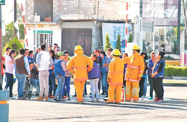 25 sismos en Hidalgo; el más alto de 3.9